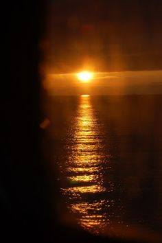 Travelling with camera obscura: Sun set of the alcemist