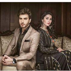 Ayeza khan and imran abbas for upcoming serial mohabbat tum se nafrat hai Pakistani Dramas, Pakistani Actress, Beautiful Couple, Beautiful Men, Wrath And The Dawn, Muslim Women Fashion, Ayeza Khan, Evening Outfits, Girls Dp