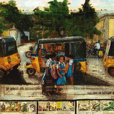 (2) Carnet de cœur à Pondichéry - Libération
