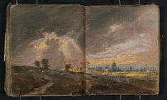 Sketchbook de Turner