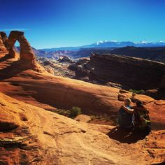 A weekend in Arches National Park near Moab, Utah on the last big weekend of the season. Fall is ending, snow is falling in the mountains, and ski season is coming. Moab Utah, Ski Season, Weekend Getaways, Arches, Monument Valley, North America, Grand Canyon, Skiing, Road Trip