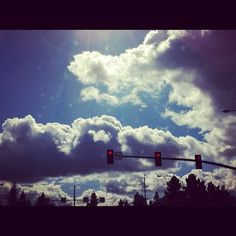 11/9/12    Finally Fall weather. Im Grateful, Fall Weather, Clouds, Outdoor, Outdoors, Outdoor Games, The Great Outdoors, Cloud