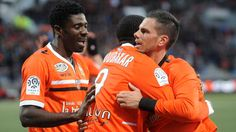 Former Arsenal striker Jeremie Aliadiere returns to Lorient on a free