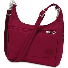 PacSafe Citysafe CS100 Shoulder Bag in Cranbury | Buy Shoulder Bags