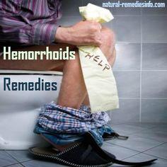 Natural hemorrhoids remedies