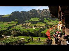 """TIROL - Alpbach """"Urlaub im Sommer im schönsten Dorf Österreichs"""" Alpbachtal - TYROL - AUSTRIA - YouTube"""