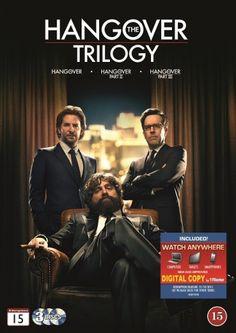 Kauhea kankkunen Trilogia (3-disc) 19,95€