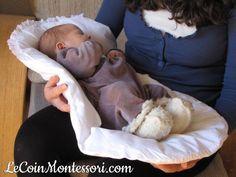 Le topponcino - Montessori 0-3 ans - tutoriel pour fabriquer son topponcino
