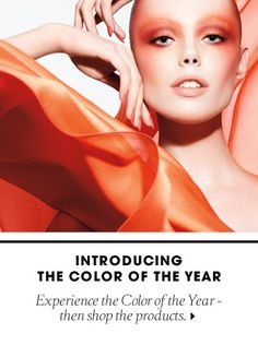 """Apparently tangerine is the """"it"""" color this year?  Wish it didn't look horrifying on me."""