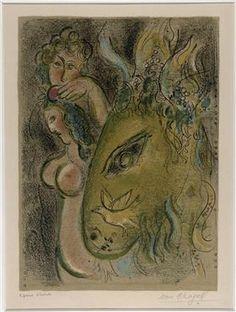 Paradise - Marc Chagall