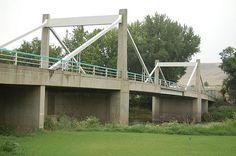 Benton City Bridge, Benton City, Washington;  built in 1957;  photo by bridgink, via Flickr
