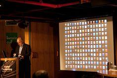 Antonio Lapa, Diretor da EPYX Soluções Editoriais, antes da abertura da Next Wave Tour 2012 - São Paulo. Foto: Patrícia Bruni.
