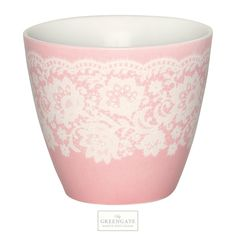 Greengate latte cup Liva pink
