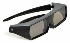 PlayStation 3 3D Glasses. Want it? Own it? Add it to your profile on unioncy.com #gadgets #tech #electronics