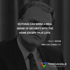 #BillyGraham #AmericanEvangelist #quotesoftheday #quotes #inspirationalquotes #lifequotes #motivation #quotesforlife #morningquotes https://www.trioangle.com/airbnb-clone/ https://www.trioangle.com/uber-clone/
