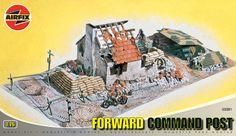 Airfix 1:76 Forward Command Post