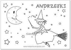 Znalezione obrazy dla zapytania andrzejki grafika Coloring Pages, Art Projects, Diy And Crafts, Snoopy, Bullet Journal, Templates, Education, Halloween, School