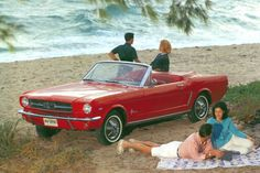 50 Jahre Ford Mustang - vintage  cars - oldtimer - mucle car - american