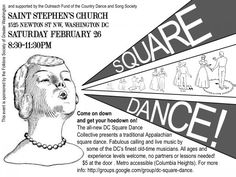 Square Dance Revival Ad