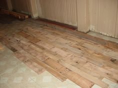 used pallet boards