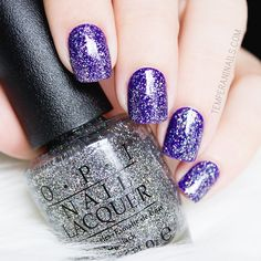 OPI - My Voice Is A Little Norse över Do You Have This Color In Stock-holm?
