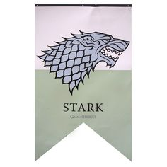 Coming to @EntEarth Game of Thrones Stark Sigil Banner