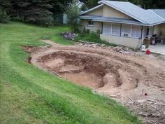 1.Building Your Own Private Beach - Natural Swimming Pond June12 - YouTube