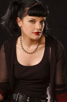 Pauley Perrette in NCIS - if I had a daughter, I would want her to look up to this lady.