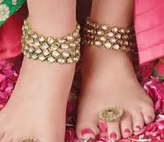 Payal (Indian ankle bling)