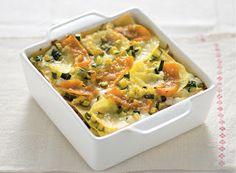 Denny Chef Blog: Lasagne alla ricotta con zucca e zucchine