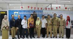 Kunjungan DPRD Kabupaten Musi Rawas Utara Sumatera Selatan ke BPRD dalam rangka pendataan dan pendaftaran objek pajak daerah 14/3