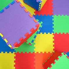 Basement Flooring, Playrooms, Floor Mats, Cool Kids, Fun, Ideas, Game Rooms, Playroom, Play Rooms