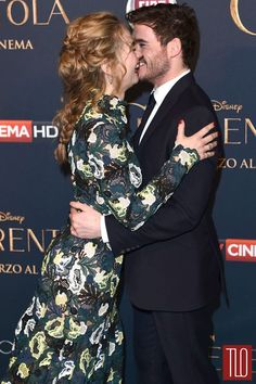 Lily-James-Richard-Madden-Cinderella-Milan-Movie-Premiere-Red-Carpet-Fashion-Erdem-Tom-Lorenzo-Site-TLO (6)