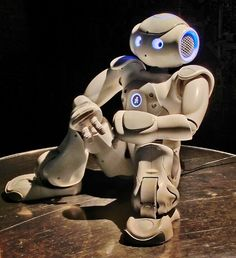 Aibo. Robotville at the Science Museum London