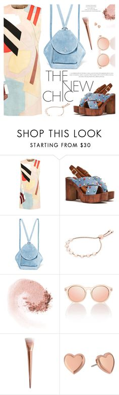 """""""The New Chic"""" by pokadoll ❤ liked on Polyvore featuring Acne Studios, Nasty Gal, MANU Atelier, Michael Kors, NARS Cosmetics, Le Specs, polyvoreeditorial and polyvoreset"""