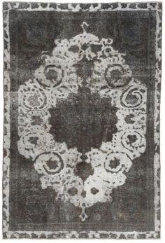 Colored Vintage tæppe 164x255