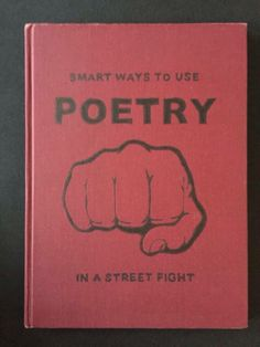 wordpainting: david-j-west: Book Power Poetry will kick your ass!