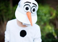 DIY Kids Olaf Costume - All for the Boys costume 14 creative costume . - DIY Kids Olaf Costume – All for the Boys 14 creative costumes for fasting – H - Themed Halloween Costumes, Mickey Halloween Party, Disney Halloween Costumes, Family Halloween, Fairy Costumes, Halloween Pumpkins, Halloween Ideas, Crafts For Boys, Diy For Kids