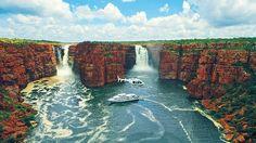 Go on trip on True North through the Kimberleys
