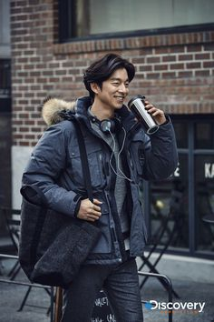 Keep calm and love gong yoo Korean Star, Korean Men, Asian Men, Asian Actors, Korean Actors, Korean Dramas, Train To Busan, South Corea, Actresses