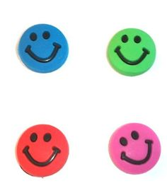 547c1ecf2a30 Smileys 4 pc Shoe Charms Set - Jibbitz Croc Style by Hermes.  6.99. Get