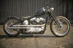 ϟ Hell Kustom ϟ: Harley Davidson By Trijya Custom Motorcycles