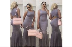 Nollywood actress, Rukky Sanda shows off her beautiful curves as she steps out in style (Photos)