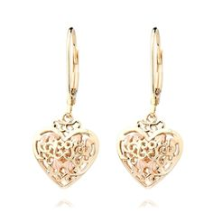 Shop at Home for Clogau Kensington Heart Earrings Yellow & Rose Gold and other quality products. Shop with confidence with TVSN's 30 Day Money Back Guarantee. Browse over 6000 products including Jewellery, Fashion, Homewares, Electrical and more at TVSN. Heart Earrings, Drop Earrings, Fashion Jewellery, Yellow Roses, Rose Gold, Jewelry, Jewellery Making, Heart Pendants, Jewelery