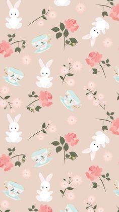 Soft Wallpaper, Flower Phone Wallpaper, Iphone Background Wallpaper, Aesthetic Pastel Wallpaper, Kawaii Wallpaper, Cartoon Wallpaper, Free Spring Wallpaper, Wallpaper Pink Cute, Wallpaper Wallpapers