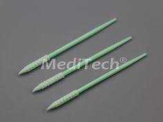 ESD-Safe Spiral Pointed Foam Swab We manufacture lint free foam swabs, cleanroom foam swabs in a variety of head sizes, tip material, handle lengths. Spiral, Handle, Tips, Free, Door Knob, Counseling