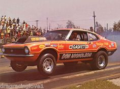 "pro ford maverick | Details about ""Dyno Don"" Nicholson 1970 Ford Maverick Pro Stock PHOTO!"