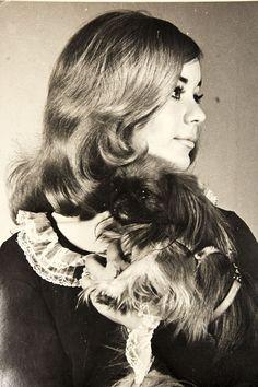 Frances Shea - Reggie Kray's first wife.
