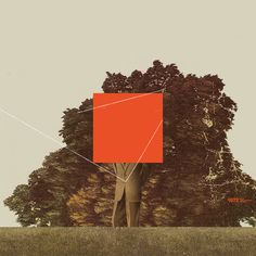 Make Something Cool Every Day : August 09 by Mark Weaver, via Behance