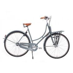 ACHIELLE Craighton Pick-Up Transport-Fahrrad | Hollandrad Berlin - Hollandräder, E-Bikes und Zubehör